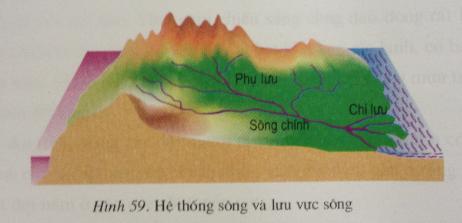 Giải bài tập Địa lý lớp 6 Bài 23: Sông và hồ