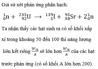 giai ly lop 12 bai 38 phan ung phan hach - Giải Lý lớp 12 Bài 38: Phản ứng phân hạch